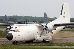 Transall C-160D Germany Air Force 51+15