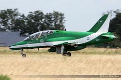 British Aerospace Hawk Mk.65A Royal Saudi Air Force 8807