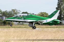 British Aerospace Hawk Mk.65A Royal Saudi Air Force 8811
