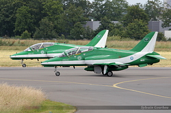 British Aerospace Hawk Mk.65A Royal Saudi Air Force 8805