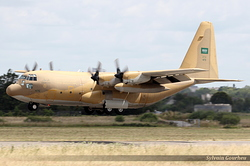 Lockheed AC-130A Hercules Royal Saudi Air Force 475