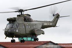 Aérospatiale SA-330B Puma Armée de l'Air 1383 / 67-AN / F-RAAN