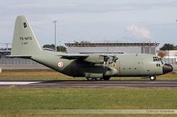 Lockheed C-130E Hercules Tunisia Air Force TS-MTG