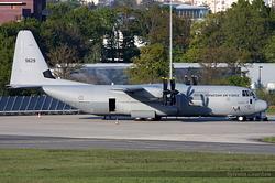 Lockheed C-130J-30 Hercules Norway Air Force 5629