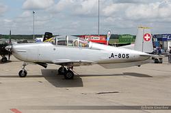 Pilatus P3-03 F-AZHG