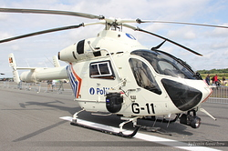 McDonnell Douglas MD-900 Explorer Belgium Gendarmerie G-11