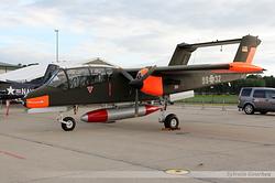 North American Rockwell OV-10B Bronco G-BZGK