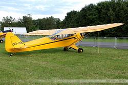 Piper L-4H Grasshopper OO-YOL