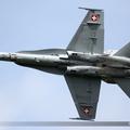 McDonnell Douglas F/A-18C Hornet Switzerland Air Force J-5008