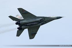 Mikoyan-Gurevich MiG-29A Slovakia Air Force 3911