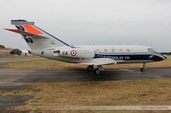 Dassault Falcon 20 E Centre d'Essais en Vol 252 / CA / F-ZACA