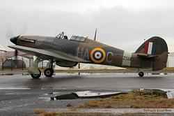 Hawker Hurricane MK XII G-HURI
