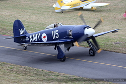 Hawker Sea Fury FB-11 F-AZXJ