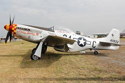 North American P-51D Mustang F-AZSB