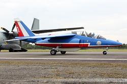 Dassault Alpha Jet E Armée de l'Air 163 / F-TERB / 1