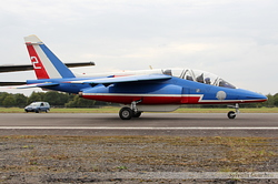 Dassault Alpha Jet E Armée de l'Air 162 / F-TERJ / 2