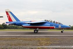 Dassault Alpha Jet E Armée de l'Air 165 / F-TERE / 7