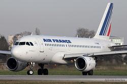 Airbus A319-113 Air France F-GPME