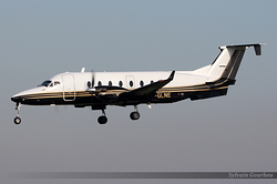 Beech 1900D Twin Jet F-GLNE