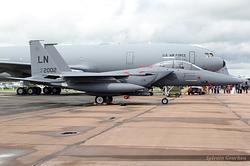 McDonnell Douglas F-15E Strike Eagle US Air Force 01-2002