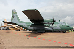 Lockheed C-130H Hercules Brazil Air Force 2476