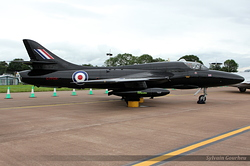 Hawker Hunter T7B Hunter Flight Academy G-FFOX
