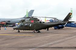 Agusta A-109HO Belgium Army H33