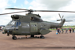 Aerospatiale SA-330E Puma HC1 Royal Air Force  XW223