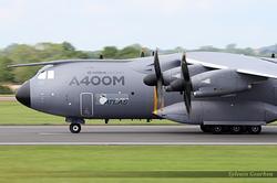 Airbus A400M Atlas Airbus Industrie F-WWMZ