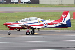 Embraer EMB-312 Tucano T1 Royal Air Force ZF269