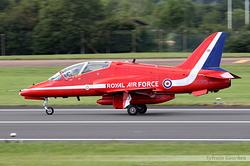 British Aerospace Hawk T1A Royal Air Force XX264