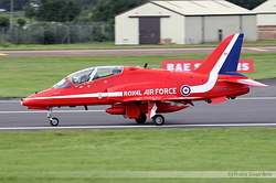 British Aerospace Hawk T1A Royal Air Force XX308