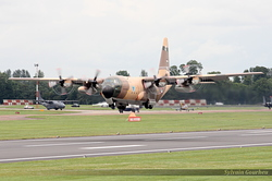 Lockheed C-130H Hercules Jordan Air Force 345