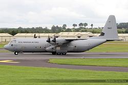 Lockheed C-130J-30 Hercules Norway Air Force 5607