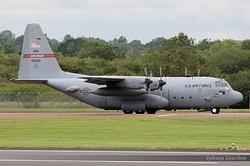 Lockheed C-130H Hercules US Air Force 80-0326