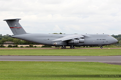 Lockheed C-5B Galaxy US Air Force 87-0033
