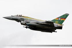 Eurofighter EF-2000 Typhoon FGR4 Royal Air Force ZJ936