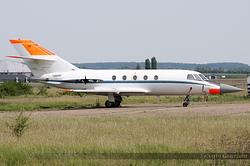 Dassault Falcon 20 CEV CEV 131 / CD / F-ZACD