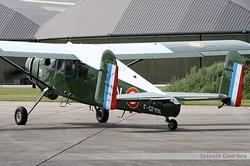 Max Holste MH-1521M Broussard F-GFMN