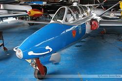 Fouga CM-170 Magister 538 / 136-CF