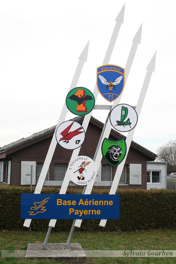 Base Aérienne Payerne