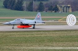 Northrop F-5E Tiger II Switzerland Air Force J-3033