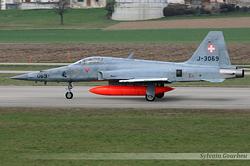 Northrop F-5E Tiger II Switzerland Air Force J-3069