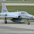 Northrop F-5E Tiger II Switzerland Air Force J-3038