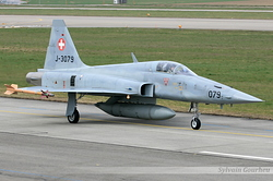 Northrop F-5E Tiger II Switzerland Air Force J-3079