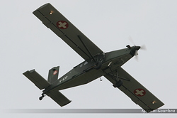 Pilatus PC-6/B2-H2M-1 Turbo Porter Switzerland Air Force V-632