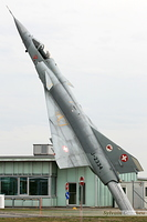 Dassault Mirage IIIS Switzerland Air Force J-2334