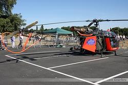 Aérospatiale SA-318C Alouette 2112 / F-GPKC