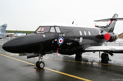 Hawker Siddeley HS-125 Dominie T1 Royal Air Force XS737