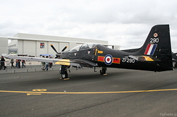 Short S-312 Tucano T1 Royal Air Force ZF290